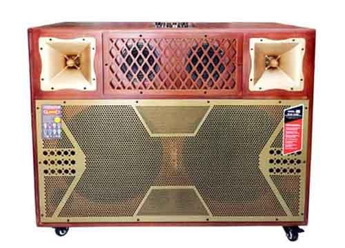 Loa karaoke di động H-948, loa kéo công suất khủng