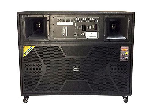 Loa karaoke di động T-8300, loa kéo cao cấp, hát cực hay
