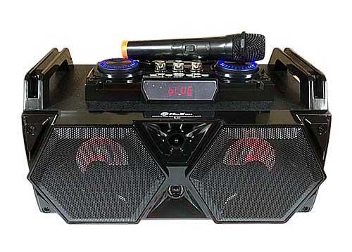 Loa karaoke Hoxen S47, kích thước nhỏ gọn, công suất tối đa 120W