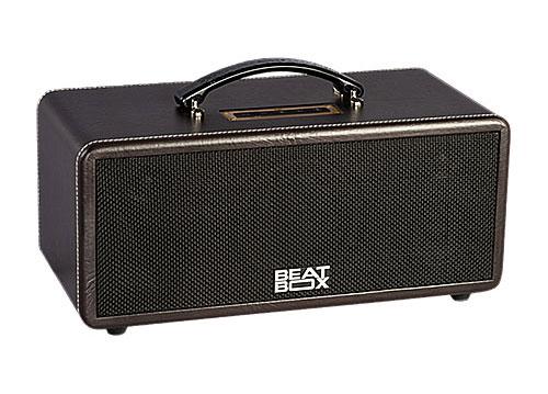 Loa karaoke KBeatbox Mini KS361M, công suất  90W, kèm 2 mic