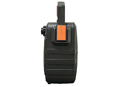 Loa karaoke mini Sansui SS7-05, loa xách tay kèm 01 micro