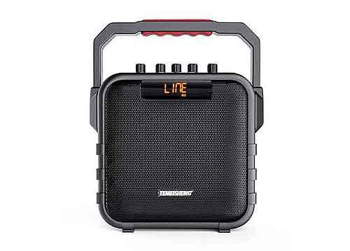 Loa karaoke mini Temeisheng SL06-26, công suất 25W, kèm mic