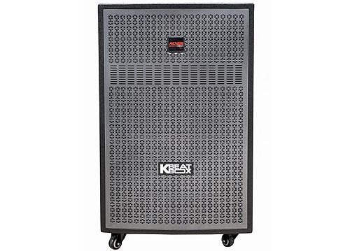 Loa kéo ACNOS CB405G, bass mạnh mẽ, tích hợp vang số