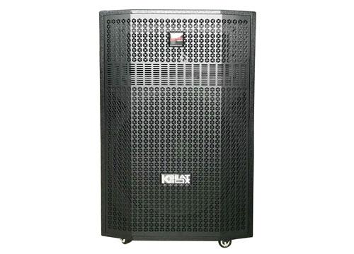 Loa kéo ACNOS CB501G, loa gỗ dùng bass 5 tấc, PMPO 800W