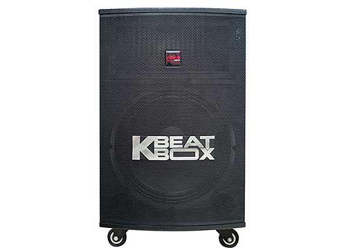 Loa kéo ACNOS KB43S, loa karaoke 2 đường tiếng, PMPO 600W