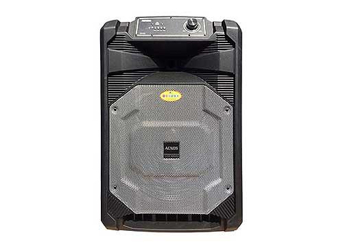 Loa kéo Acnox CB-15N, loa di động hát karaoke, vỏ nhựa 4.5 tấc