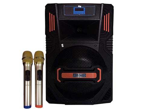 Loa kéo Alokio AL-T12, bass 4 tấc, hát karaoke với công suất 350W