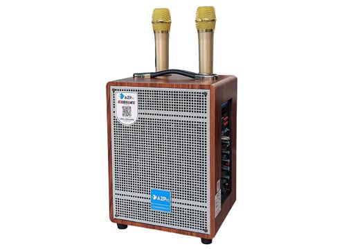 Loa kéo AZpro AZ-306, loa karaoke du lịch 2 đường tiếng