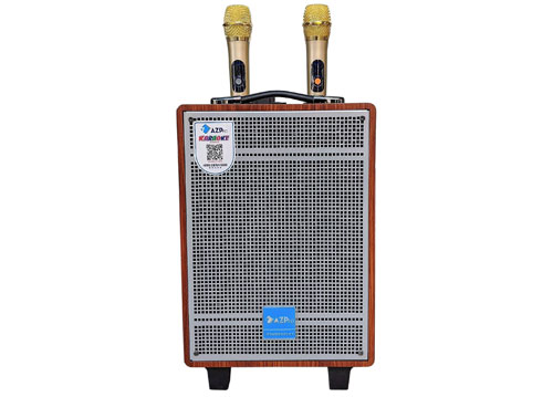 Loa kéo AZpro AZ-308, loa karaoke 2 đường tiếng, power max 250W
