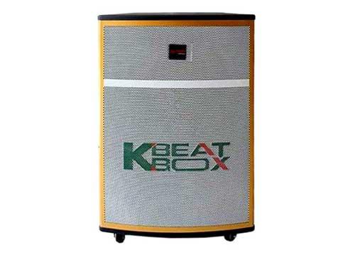 Loa kéo Beatbox CB42W, sử dụng app karaoke với 30.000 bài hát