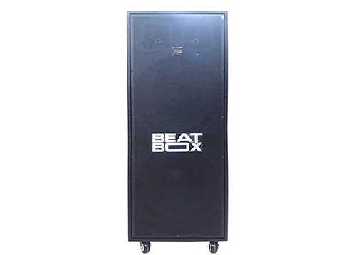 Loa kéo Beatbox K81, loa di động karaoke cao cấp của soncamedia