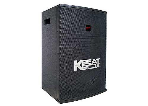 Loa kéo Beatbox KB43, karaoke di động, app cloudkaraoke + phát wifi
