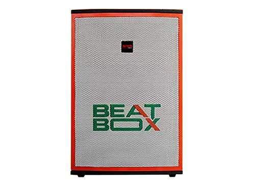 Loa kéo BeatBox KBZ15W, dàn karaoke di động, công suất tối đa 500W