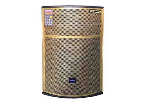 Loa kéo Bose 15AE, loa hát karaoke thùng gỗ, micro set tần số