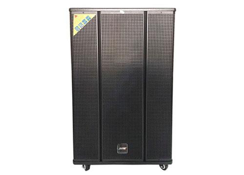 Loa kéo Bose 18CE, loa karaoke vỏ gỗ, công suất đỉnh 800W