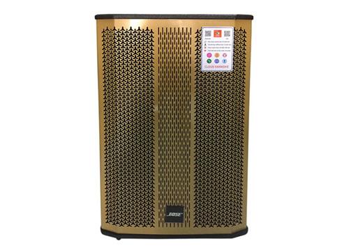 Loa kéo Bose AV-710 Plus, loa gỗ di động tích hợp karaoke