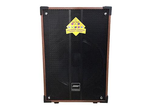 Loa kéo Bose DK-129, loa karaoke 3.5 tấc, kèm 2 micro