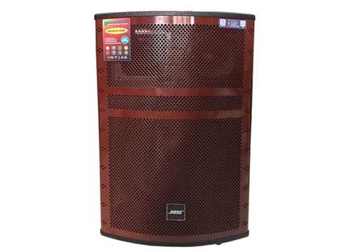 Loa kéo Bose DK-158, loa di động vỏ gỗ, hát karaoke cực hay