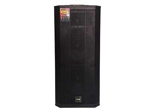Loa kéo Bose DK-212A, loa thùng karaoke 2 bass 3 tấc - max 800W