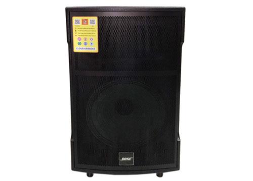Loa kéo Bose DK-68, loa karaoke di động, bass 3 tấc, max 450W