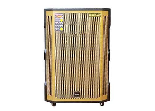 Loa kéo Bose DK-6868BX, loa hát karaoke thùng gỗ, bass 5 tấc