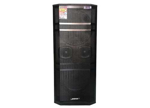 Loa kéo Bose DK-715+, sử dụng app karaoke với 40K bài hát