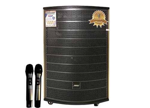 Loa kéo Bose DK-745, loa karaoke di động, công nghệ từ Mỹ