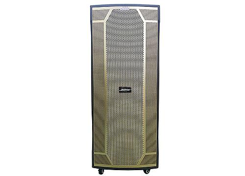 Loa kéo Bose DK-7600, loa di động 2 bass, công suất max 1000W
