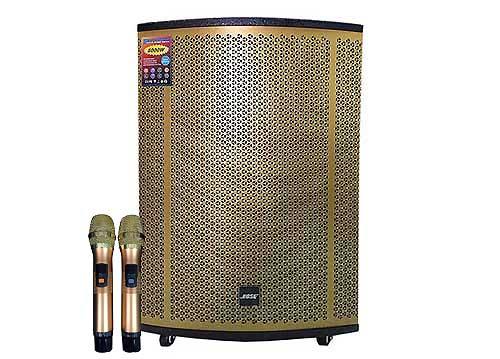 Loa kéo Bose DK-9800, loa di động hát karaoke , power max 800W