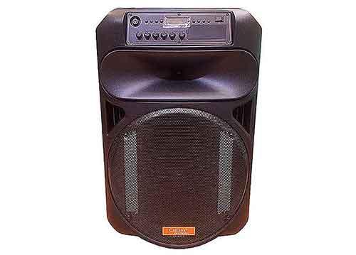 Loa kéo Caliana TN-15D, loa karaoke vỏ nhựa, max 450W