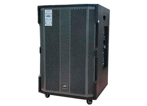 Loa kéo cao cấp DK-9898 Pro, bass 5 tấc công suất cực lớn