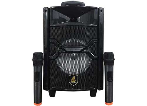Loa kéo CarryKim CK508 (2019), loa karaoke 2.5 tấc, âm thanh hay