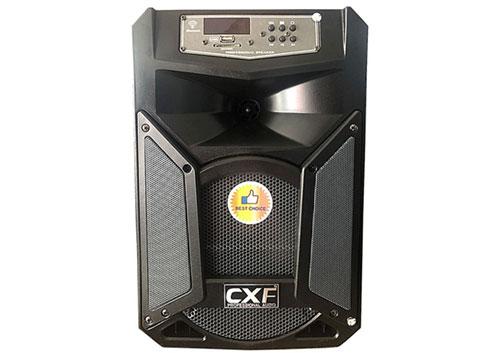 Loa kéo CXF GL-806, loa hát karaoke mini dùng trong gia đình