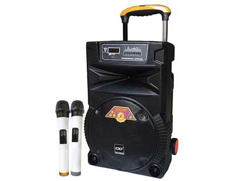 Loa kéo CXF GL1205, loa karaoke bluetooth, công suất 200-400W