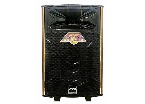 Loa kéo CXF GL1210, loa karaoke 3.5 tấc, công suất max 400W