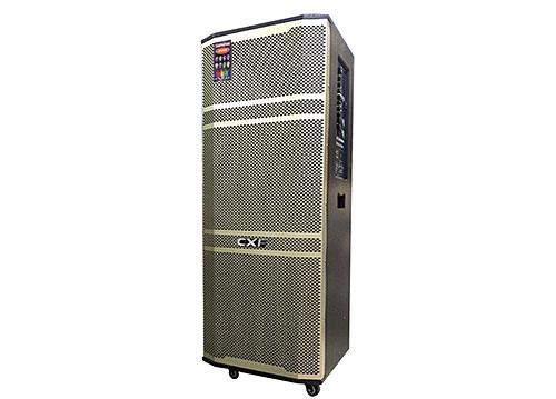 Loa kéo CXF GL215-15, loa di động chuyên dùng hát karaoke