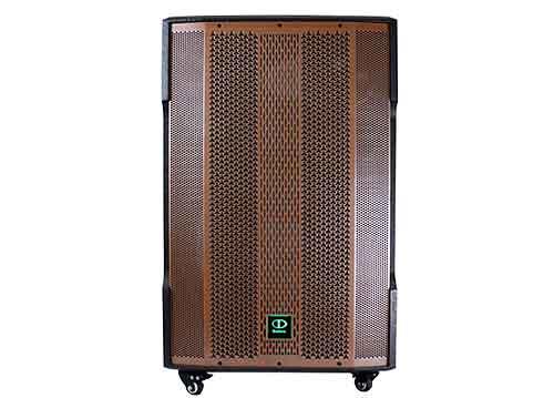 Loa điện Dalton TS-18A1800, loa karaoke cao cấp, bass 5 tấc