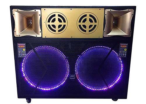 Loa kéo di động A900, loa karaoke kệ tủ TV, công suất lớn