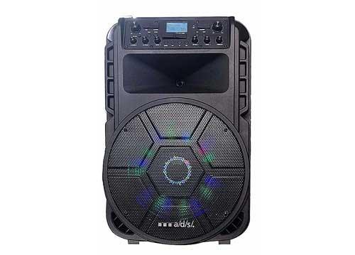 Loa kéo di động A/D/S HC-T12D, hát karaoke hay, công suất đỉnh 400W
