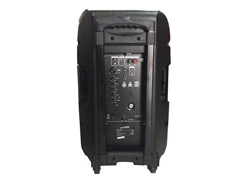 Loa kéo di động a/d/s TX15F, loa karaoke 4 tấc, max đỉnh 500W