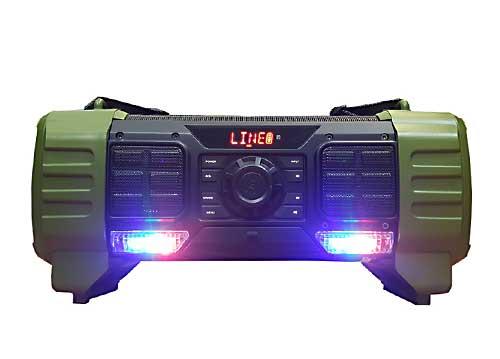 Loa bluetooth- karaoke BD-H066Y