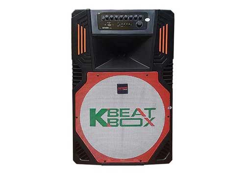Loa kéo di động Beat Box CB39 4 tấc