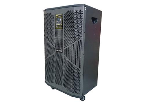 Loa kéo di động CB15, loa karaoke công suất lớn, kèm 2 mic