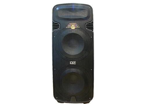 Loa kéo di động CXF-88 bass đôi 4 tấc