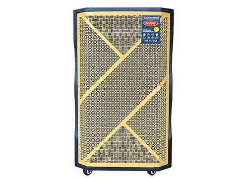 Loa kéo di động DK-945 pro, mẫu loa hát karaoke cao cấp