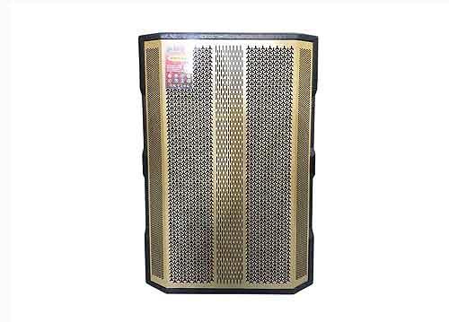 Loa kéo di động DK-9898 new, loa karaoke bass 5 tấc mới nhất