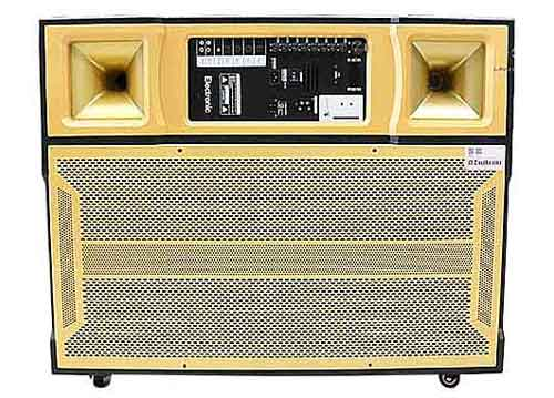 Loa kéo di động GD215-24, dàn karaoke cao cấp, max 1000W