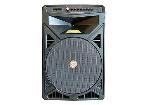 Loa kéo di động Hoxen T15, công suất trung bình 250W, hát karaoke hay