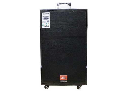 Loa kéo di động JBL 9900, loa karaoke đa năng, công nghệ từ Mỹ