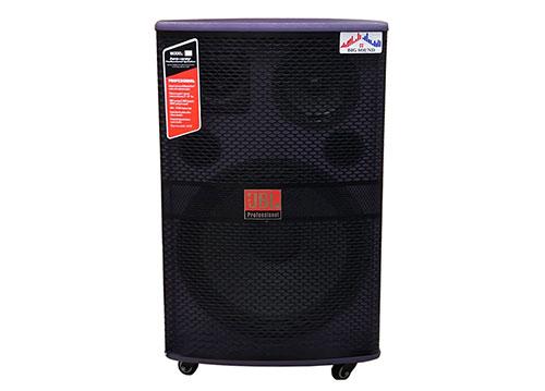 Loa kéo JBL DX-6000, loa karaoke di động, công suất tối đa 600W